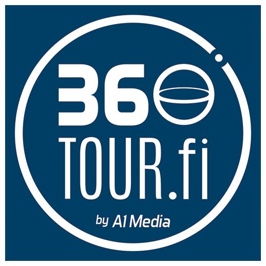 Huikeaa virtuaalimatkailua — 360tour.fi