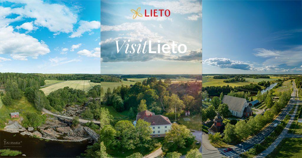 VisitLieto – Liedon kunnan 360VR-esittely